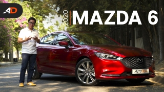 2020 Mazda6 Review - Behind the Wheel
