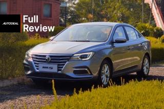 2020 MG 5 Full Review