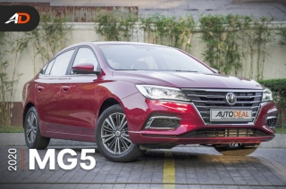 2020 MG 5 Review - Behind the Wheel