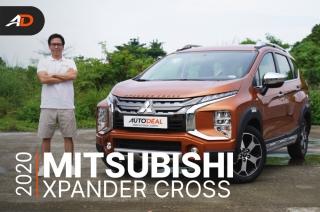 2020 Mitsubishi Xpander Cross Review - Behind the Wheel