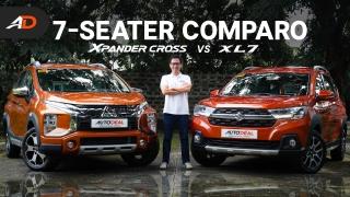 2020 Mitsubishi Xpander Cross vs 2020 Suzuki XL7 - AutoDeal Comparo