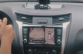 2020 Nissan Navara Intelligent Mobility