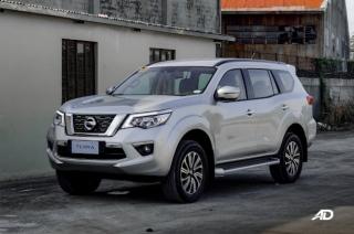 2020 Nissan terra silver Vl