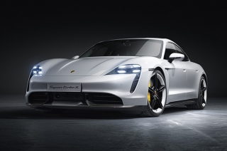 2020 Porsche Taycan Electric Vehicle Philippines