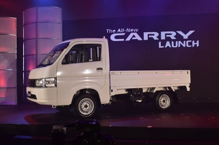 2020 Suzuki Carry