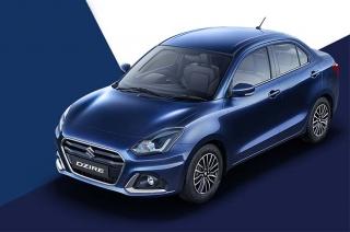 2020 Suzuki Dzire India