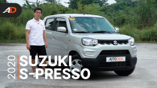 2020 Suzuki S-Presso Review - Behind the Wheel