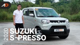 2020 Suzuki S-Presso Review - Behind the Wheel