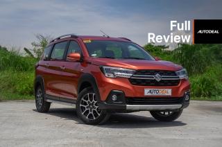 2020 Suzuki XL7 Review