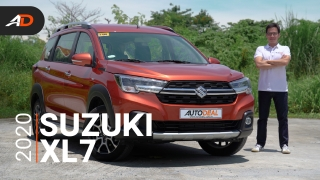 2020 Suzuki XL7 Review - Behind the Wheel