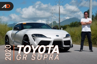 2020 Toyota GR Supra Review - Behind the Wheel