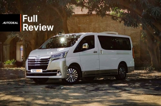 2020 Toyota Hiace Super Grandia Review