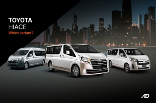 2020 Toyota Hiace Variant Comparison Guide: Which should you buy?