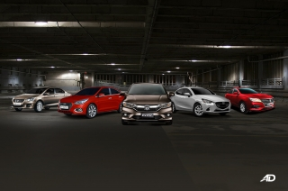2020 Vios alternatives in the Philippines