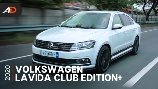 2020 Volkswagen Lavida Club Edition+ Review - Behind the Wheel