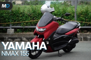 2020 Yamaha NMAX 155 Review - Beyond the Ride