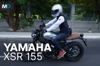 2020 Yamaha XSR 155 Review - Beyond the Ride