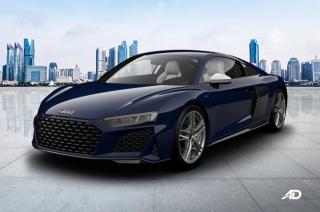 2021 Audi R8 V10 Quattro Limted exterior quarter front