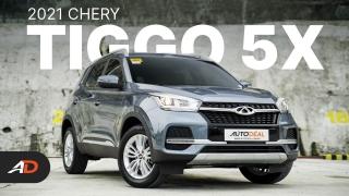 2021 Chery Tiggo 5X Luxury Review