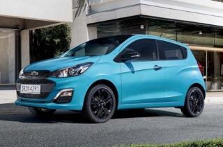 2021 Chevrolet Spark update
