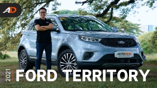 2021 Ford Territory Review - Behind the Wheel