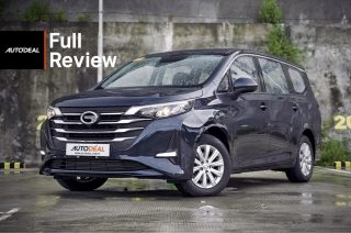 2021 GAC GN6 Review
