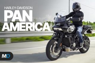 2021 Harley-Davidson Pan America 1250 Review - Beyond the Ride