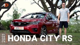 2021 Honda City RS Review - Behind the Wheel