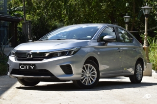 2021 Honda City S