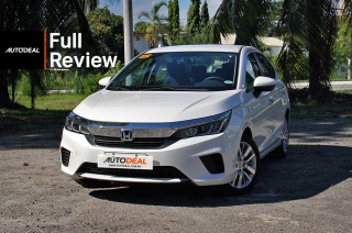 2021 Honda City V Review