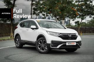 2021 Honda CR-V 2.0 S Review Philippines