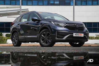 2021 Honda CR-V – More standard safety and tech than before