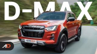 2021 Isuzu D-MAX Review - Behind the Wheel