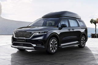 2021 Kia Carnival Hi-Limousine is VIP approved