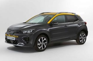 2021 Kia Stonic GT Line gets a number of visual appointments