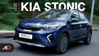 2021 Kia Stonic Review - Behind the Wheel