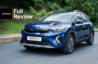 2021 Kia Stonic Review Philippines