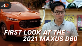 2021 Maxus D60 Launches in the Philippines