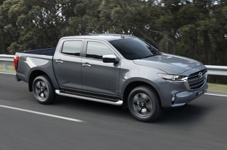 2021 Mazda BT-50 is all set for Thailand debut in January 2021