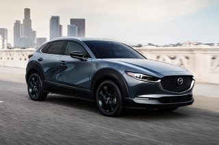 2021 Mazda CX-30 now gets a turbo engine option