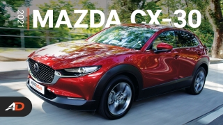 2021 Mazda CX-30 Review - Behind the Wheel