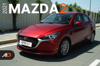 2021 Mazda2 1.5 SkyActiv-G Elite AT Review - Behind the Wheel
