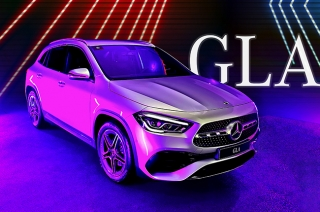2021 Mercedes-Benz GLA 200 AMG Philippines