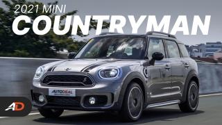 2021 MINI Cooper S Countryman Review
