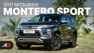 2021 Mitsubishi Montero Sport Review