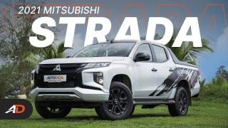2021 Mitsubishi Strada Athlete Review