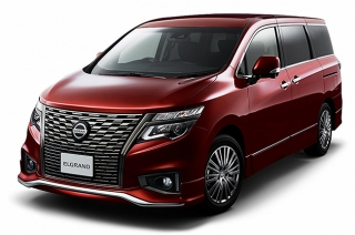 2021 Nissan Elgrand gets updated for the Japanese market