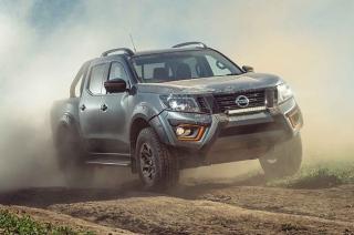 2021 Nissan Navara N-Trek Warrior exterior front