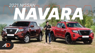 2021 Nissan Navara Review