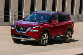 2021 Nissan Rogue or X-Trail spurs Nissan's lineup refresh in the US